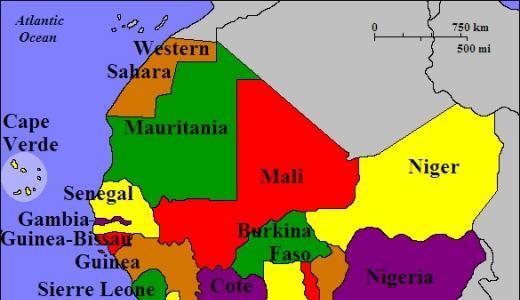 WEST AFRICA DIRECTORIES